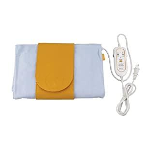 Drive Medical Michael Graves Therma Moist Heating Pad, Standard 14 x 27-Inch