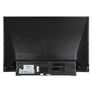 Mitsubishi WD-60638 60-Inch 3D-Ready DLP HDTV (2010 Model)