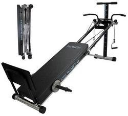 Total Trainer 3500 Pilates Multi Gym/Home Gym Weight Bench With Multiple Resistance Settings