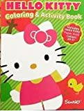 Hello Kitty Jumbo Coloring & Activity