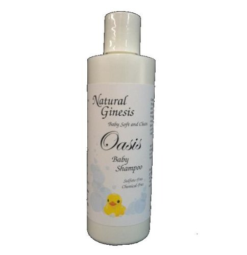 Natural Ginesis Oasis Baby Shampoo - 8 oz (Natural Oasis compare prices)