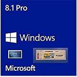 Microsoft Windows 8.1 Pro 32 Bit / 64 Bit Vollversion (Product-Key / Briefversand)