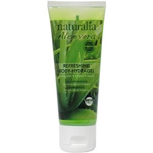 naturalia aloe vera erfrischendes aloe vera hydragel 75 ml parf merie kosmetik. Black Bedroom Furniture Sets. Home Design Ideas
