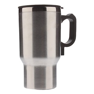 Zcl 140Z 12V Stainless Steel Electric Warming Mug For Car