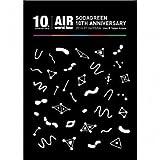 Air World Tour 10 / 空氣中的視聽與幻覺 10週年巡迴演唱會@台北小巨蛋 (CD + Blu-ray + ボーナスDVD) (プレオーダー版) ~ 蘇打?
