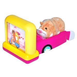 Zhu Zhu Pets Movie Theater