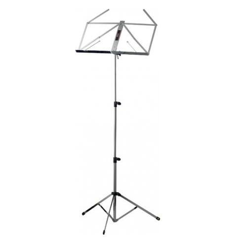 Stagg Collapsible Music Stand - Chrome