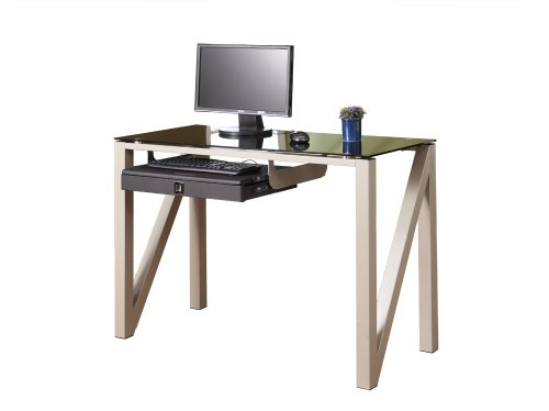 Buy Low Price Comfortable Homelegance Downtown Collection Z Base Computer Desk (B004NBXV08)