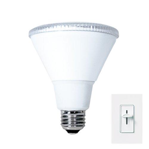 Bulbrite Led15Par30Nf/830/D 15-Watt Dimmable Led Par30 Reflector Bulb, 75W Incandescent Equivalent, Medium (E26) Base, Narrow Flood, Soft White