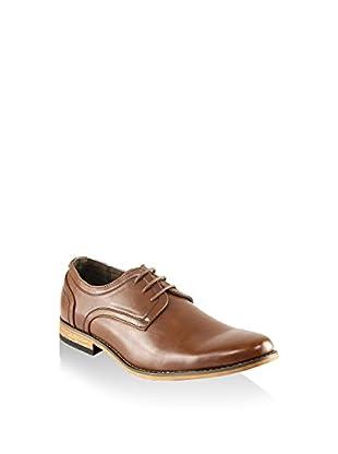 Galax Zapatos derby (Marrón)