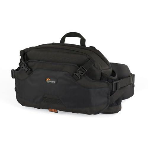 【国内正規品】Lowepro ボディバッグ インバース 200AW 9.9L レインカバー ブラック 352362
