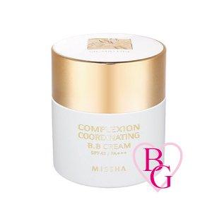 ミシャ シグネチャー コンプレクション コーディネイティング BBクリーム #ホワイト SPF43 PA+++ 50ml