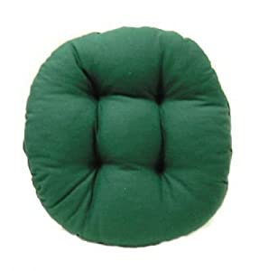 Bar Stool Cushion, Green