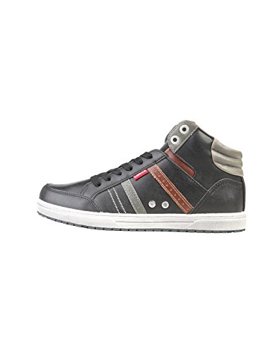 levis - sneakers Levis - BRANDS_65436 - 41, Noir
