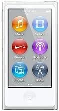 Apple iPod nano 16GB シルバー 第7世代 本体 + 汎用USBケーブル セット