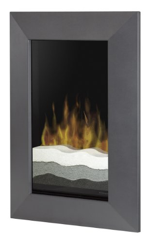 Dimplex Beveled V1525BT-GM Trim Recessed Wall-Mounted Electric Fireplace, Black picture B001FD2YWS.jpg