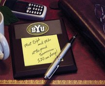 Brigham Young (BYU) Cougars Memo Pad Holder
