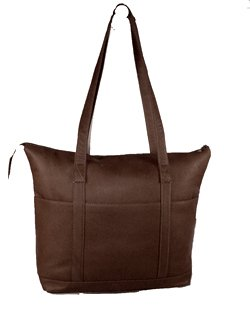 david-king-co-large-multi-pocket-shopping-tote-583-cafe-one-size