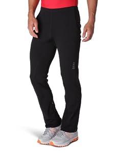 Gore Running Wear Essential Men's Loose Tights - S, Black