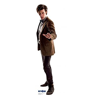 Doctor Who - Advanced Graphics Life Size Cardboard Standup