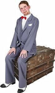 Ventriloquist Dummy Adult Costume (Size: Standard 42-46)