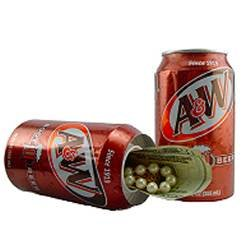 A&W Soda Can Hidden Can Safe (Secret Soda Can compare prices)