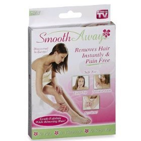 Smooth Away Hair Remover-AS SEEN ON TV