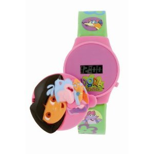 Dora The Explorer - Action Sounds Lcd Watch