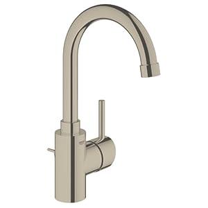grohe 32138en1 concetto single handle bathroom faucet