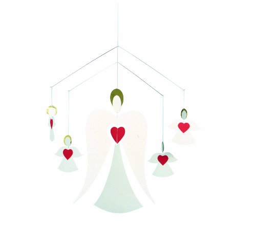 Flensted Mobiles Nursery Mobiles, Angel family