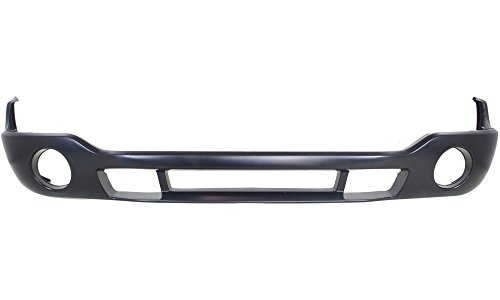 New Evan-Fischer EVA17872024376 Front BUMPER COVER Primed Direct Fit OE REPLACEMENT for 2003-2007 GMC *Replaces Partslink GM1000684 (2004 Gmc Front Bumper compare prices)