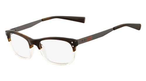 Nike Nike 7209 Eyeglasses (220) Dark Tortoise/Crystal, 51mm