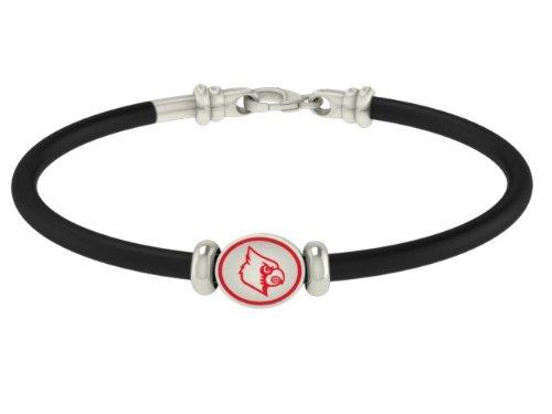 Louisville Cardinals Rubber Bracelet
