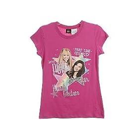 Hannah Montana Part Time Celebrity Tee