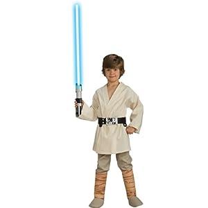 Deluxe Child Luke Skywalker Costume by Rubies Costume Co. Inc