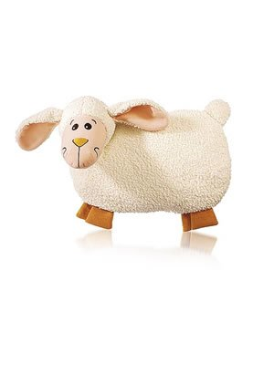 Read About Lamb Hot Water Bottle - Made in Germany