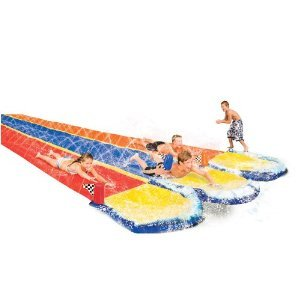 Why Choose Banzai Triple Wave Racer Water Slide