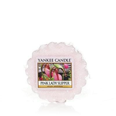 Yankee Candle Pink Lady Slipper Tart