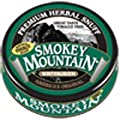Smokey Mountain Snuff - Tobacco & Nicotine Free - Wintergreen