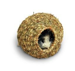 Super Pet Guinea Pig Grassy Roll-a-Nest Large Hideout