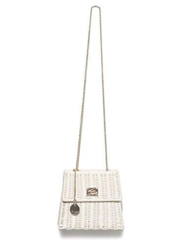 Amazon | snidel(スナイデル)ラタンポシェット WHT F | 斜めかけバッグ