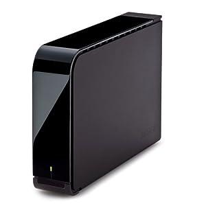 【クリックで詳細表示】BUFFALO 外付けハードディスク 2TB HD-LS2.0TU2J