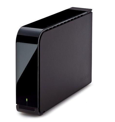 BUFFALO 外付けハードディスク 1TB HD-LS1.0TU2J