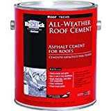 Gardner Gibson 6230-9-34 Black Jack All Weather Roof Cement, 1 Gallon