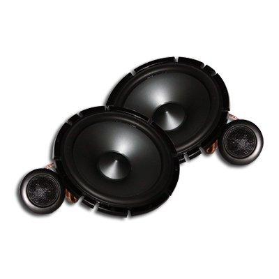"Alpine SPS-610C 6-1/2"" Component 2-Way Type-S Speaker System"