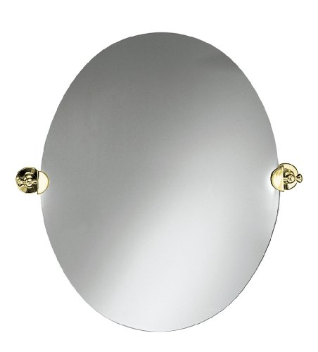 Kohler K-217-PB Antique Mirror (Vibrant Polished Brass)
