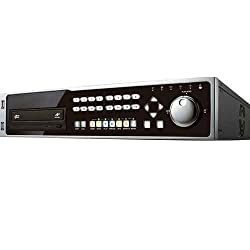 8CH Hybrid Video 240ips Stand Alone Hybrid DVR System