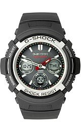 G-Shock Tough Solar Multi-Band 6 Men's watch #AWGM100-1A