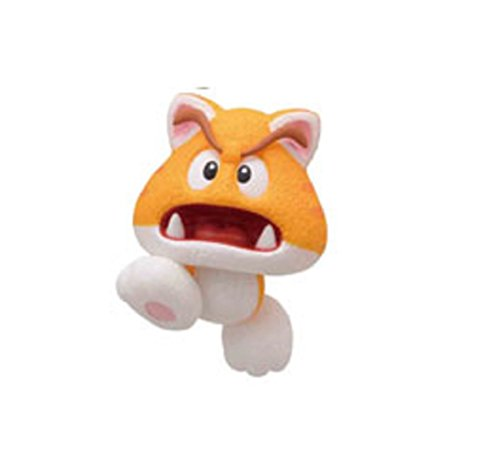 Furuta Choco Egg Party~Super Mario 3-D World Figure~Cat Goomba 30mm (Super Mario Galaxy 3 Wii compare prices)
