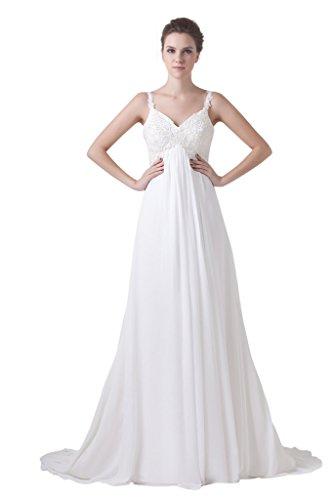 VenusDress Women's Halter Prom Dresses Formal Evening Cocktail Ivory US20